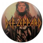 Def Leppard - 'Joey Shadow' Button Badge